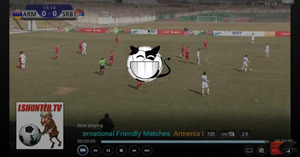 Vedere calcio in streaming tramite l'ottimo Addon di Kodi SportsDevil