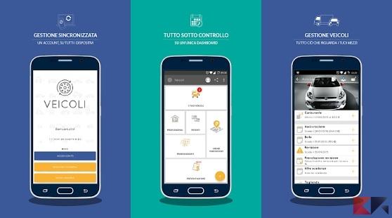Le migliori app per auto - Veicoli - Gestione auto e moto