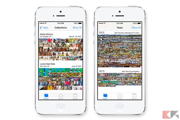 recuperare foto iPhone cancellate
