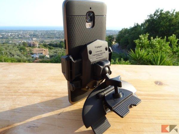 Supporto smartphone da auto Spigen Kuel TS23(AP230T)