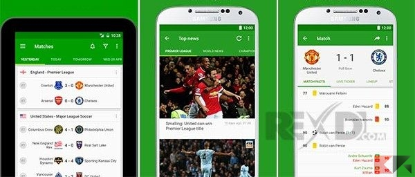 soccer scores pro fotmob android