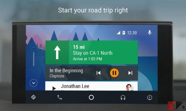Le migliori app per auto - Android Auto