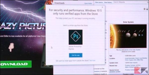 Windows 10 S: cos'è e quali sono le differenze?
