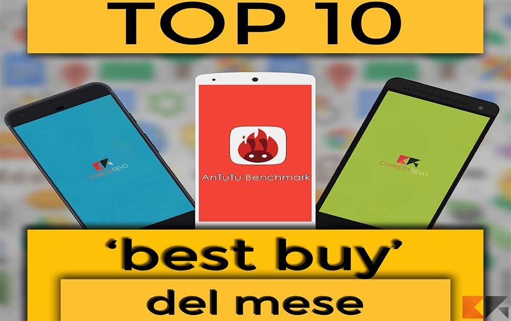 I migliori 10 smartphone per rapporto qualit prezzo di settembre 2017 antutu benchmark - Migliori cucine rapporto qualita prezzo ...