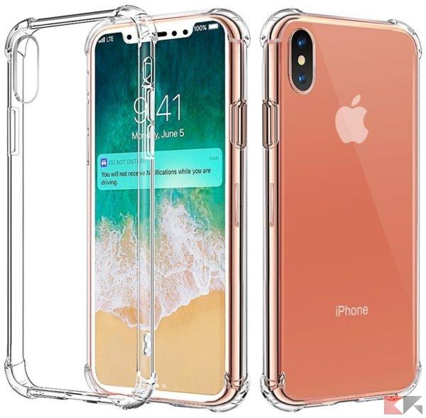 Bovon Silicon Case iPhone X
