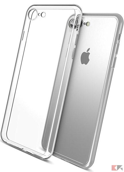 custodia iphone 8 rigida doppia