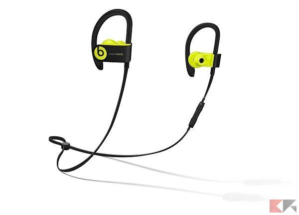 Cuffie e auricolari per sport - Beats Powerbeats3(by Dr. Dre)