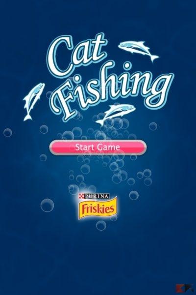 Friskies Cat Fishing