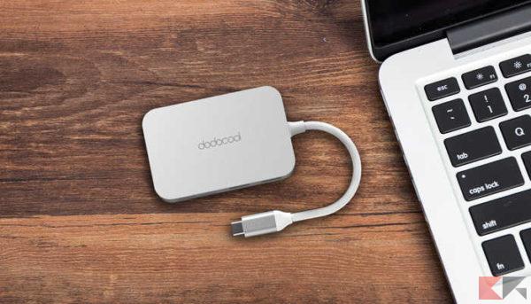 dodocool USB C Hub 7 in 1
