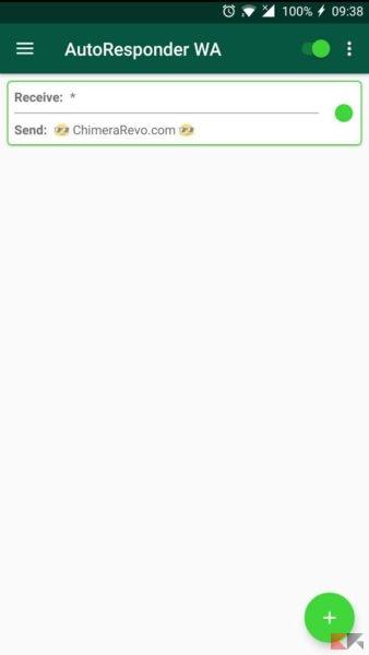 Come impostare risposte automatiche WhatsApp