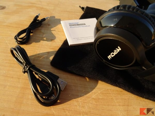 Mpow Thor cuffie Bluetooth wireless