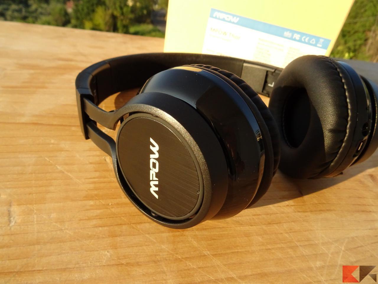 Mpow Thor  cuffie Bluetooth economiche e senza fronzoli! - ChimeraRevo e4c7f5f573e6