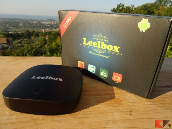 Leelbox Q2 Mini Leelbox Q2 Pro Leelbox tastiera Wireless Android TV Box