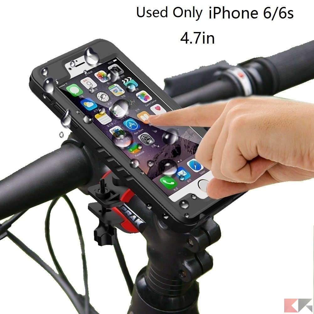 Supporto bici iphone quale comprare iwinuxfeed for Quale smartphone comprare 2017
