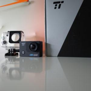 Action Cam 4K TaoTronicsTT-DV001