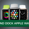 stand dock per aplle watch