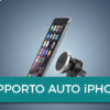 supporto auto iphone