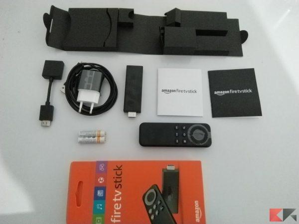 Recensione Fire TV Stick Basic: il dongle di Amazon