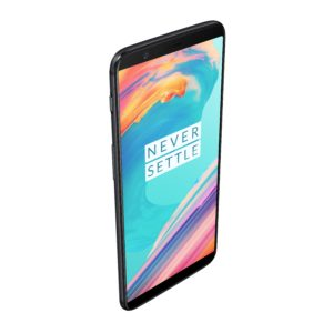 OnePlus5T FrontLeftTop