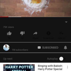 Youtube Dark