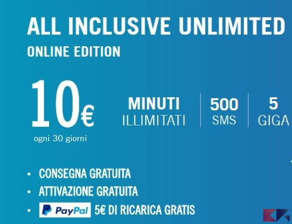 all inclusive online unlimited