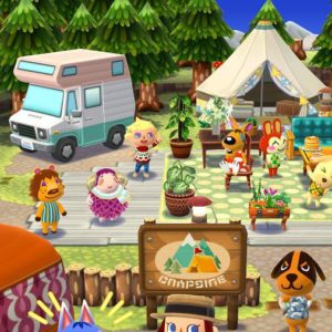 Animal Crossing: Pocket Camp è arrivato su Android e iOS!