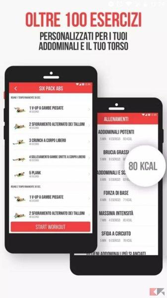 app per addominali 4