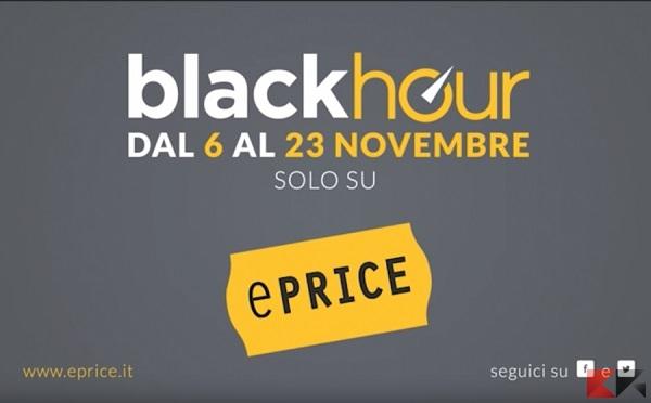 Eprice black hour sconti al 70 e prodotti a 0 99 fino for Eprice black hour truffa