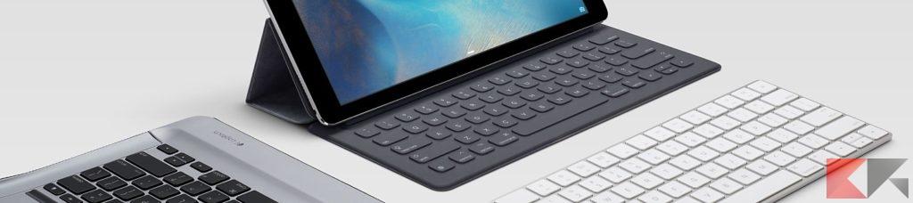 migliori tastiere iPad