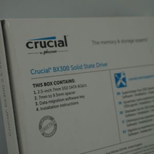Crucial BX300