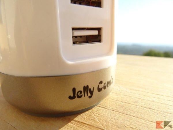 Caricatore USB 6 Porte Jelly Comb