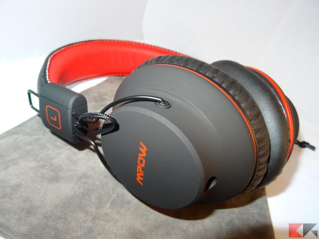 Mpow H1 Cuffie Bluetooth 4.1
