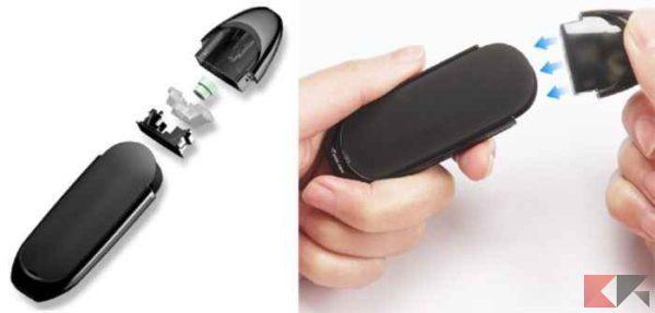 pod mod - sigarette elettroniche