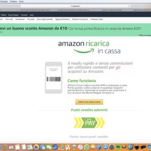 schermata Amazon1