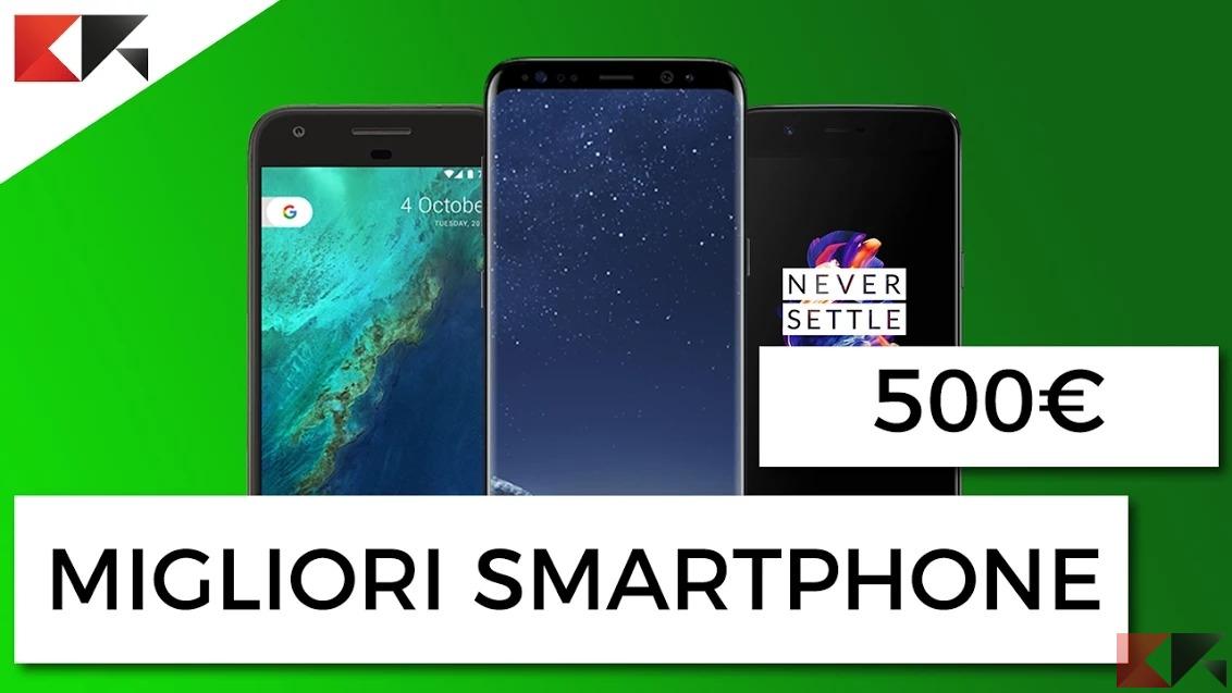 smartphone 500€