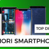 I migliori smartphone da comprare