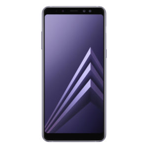 Galaxy A8 orchid grey1