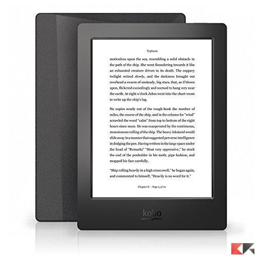 Regali di Natale tecnologici ebook reader