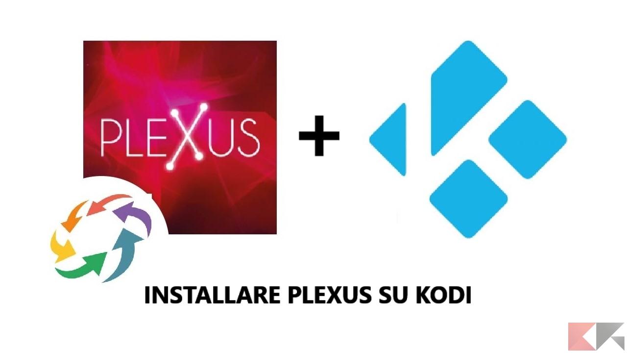 Acestream su Kodi installazione Plexus