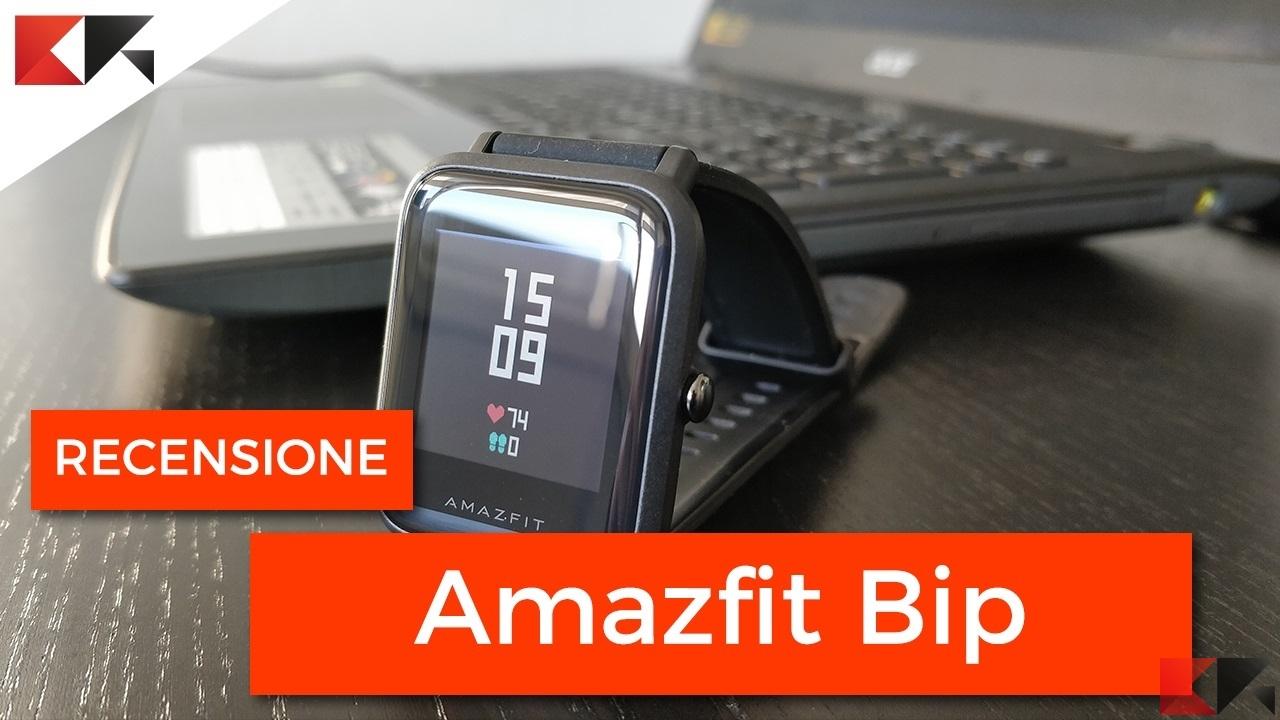 amazfit bip rec