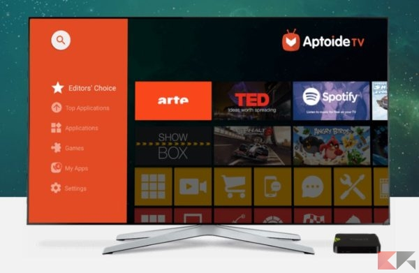 SCARICARE RAIPLAY SU SMART TV TELEFUNKEN