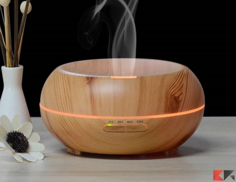 diffusore aromi ultrasuoni quale comprare - migliori diffusori aromi