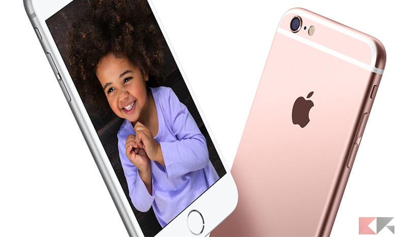 foto live iphone