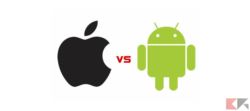 iphone vs. android essay Learn about the merits and the pitfalls of the leading smartphone platforms, with  this detailed breakdown, as we pit android vs ios we take a.