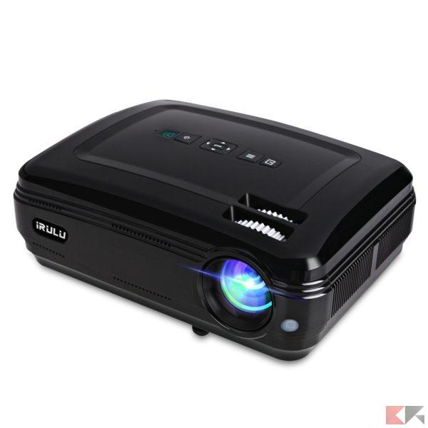 iRULU Platinum 6 Projector