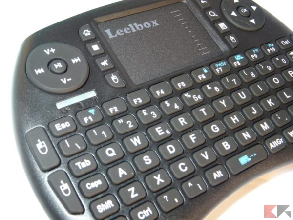 Leelbox Q3 TV Box Android 4K