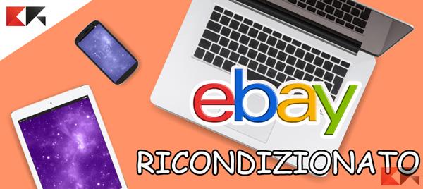 ricondizionato eBay