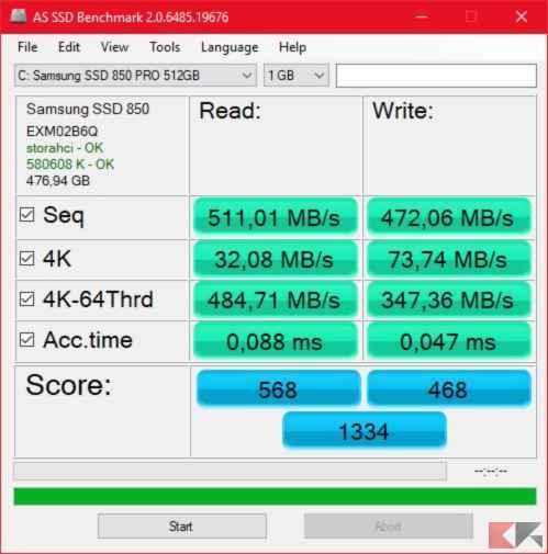 AS - Samsung 850 EVO Pro