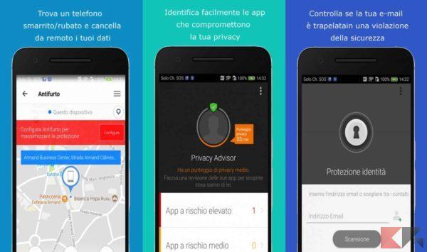 Antivirus per Android - antivirus android - Avira