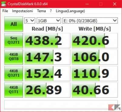 CDM - SSD Buffalo MiniStation 240 GB